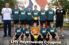 LHV Hoyerswerda C-Jugend